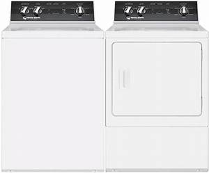 Speed Queen Washers And Dryers  Rock Solid Performance  Durability And Affordability