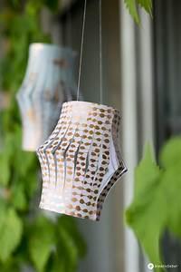Kleine Springbrunnen Für Den Balkon : diy papierlaternen f r den balkon selbermachen diy dekoidee basteln ~ Bigdaddyawards.com Haus und Dekorationen