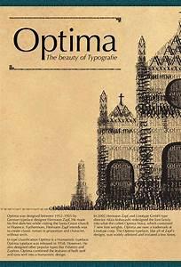 Optima, The beauty of Typografie on Behance