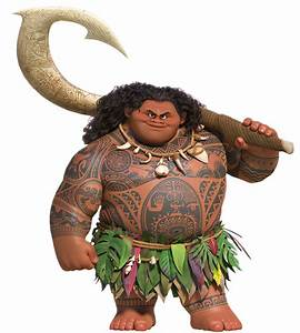 Maui Moana, Feature film and South pacific
