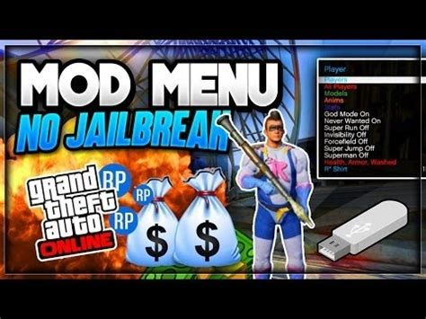 Can someone send me a modded gta 5 account for xbox one and ps4. NEW GTA 5 EASY USB Mod Menu 2017 (PS3,PS4,XBOX 360,XBOX ...