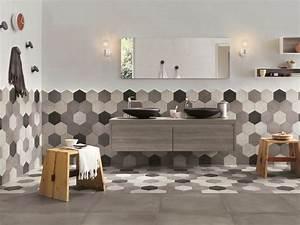 Carrelage Interieur Pas Cher : carrelage hexagonal pas cher ~ Dailycaller-alerts.com Idées de Décoration