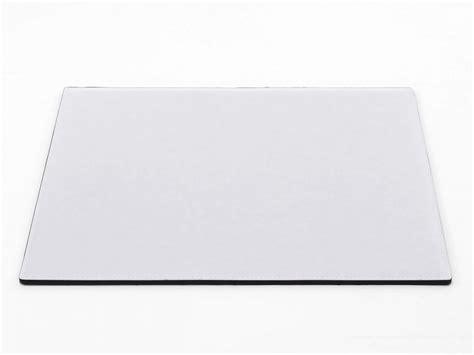 petit bureau blanc sous de bureau en cuir blanc sm700