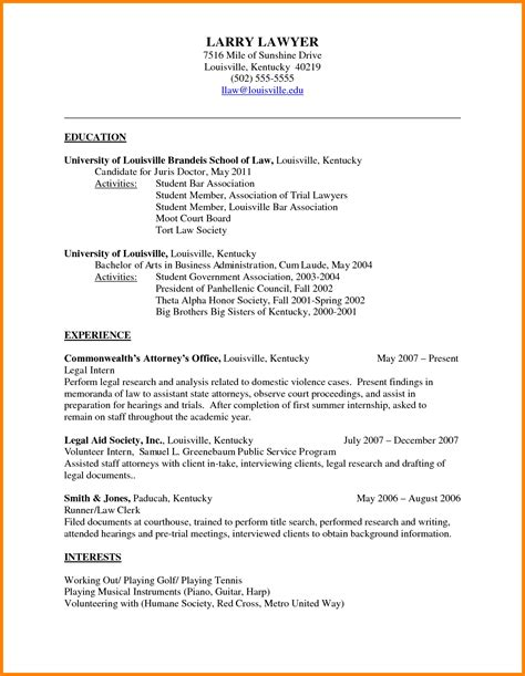 Sle Physician Resume by 11 Doctor Resume Professional Resume List