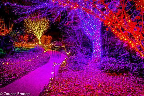 atlanta botanical garden christmas lights atlanta