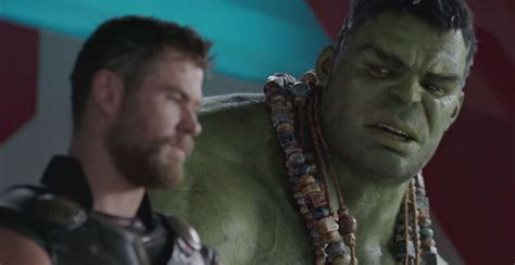 Thor Ragnarok Spoilers Reveal New Details About Hulk