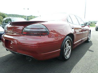 Find Used No Reserve 2001 Pontiac Grand Prix Gtp