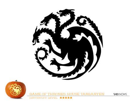 Tardis Halloween Stencil by Game Of Thrones House Of Targaryen Pumpkin Carving