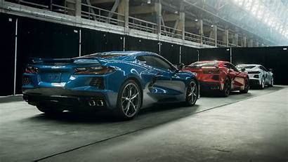 Corvette Chevrolet C8 Colors Stingray Chevy Options
