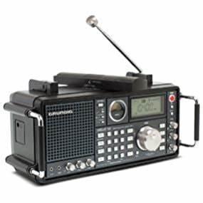 Eton Grundig Satellite 750 Am  Fm Shortwave  Aircraft