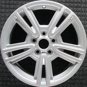 Ford Mustang Sparkle Silver 17 inch OEM Wheel 2010 to 2014 | eBay