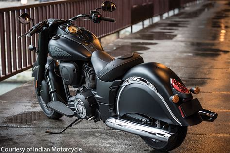 2016 Indian Dark Horse First Look