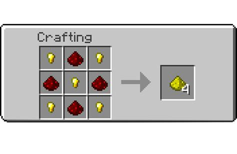 craftable glowstone miscellaneous minecraft mods curse