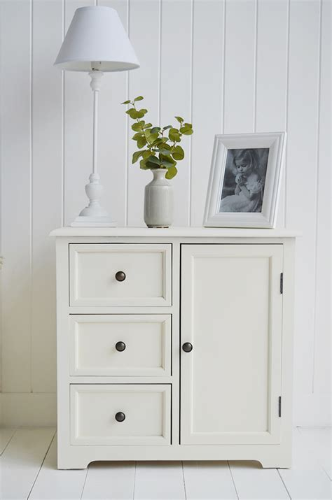 newbury cream small cabinet  cupboard