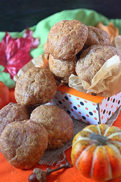 Skinnytaste Pumpkin Spice Snickerdoodles by Pumpkin Spice Snickerdoodles Mind Over Batter