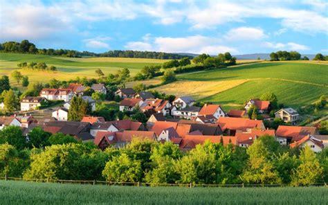 Auf Dem Land Leben by Urbanisierung Landbev 246 Lkerung Will Vom Stadtleben Nichts