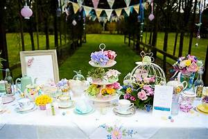 Buffet table decorating ideas – how to set elegant ...