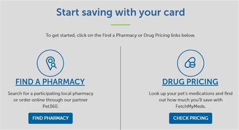 save money on pet medication with a free fetch my meds