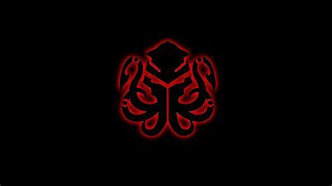 Illustration, Kraken, Text, Logo, Circle