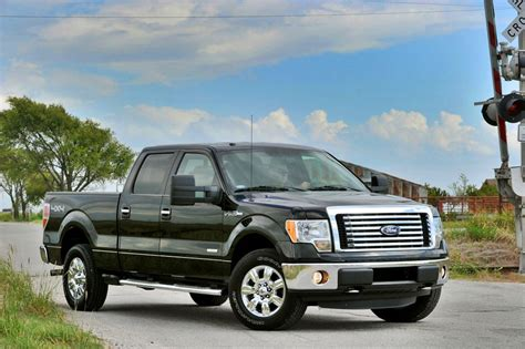 Mpg For Ford F150 by 2012 Ford F 150 Review Specs Pictures Price Mpg