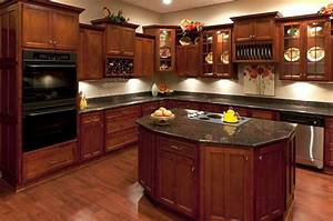 Decorating Choosing The Classic Yet Fun Kitchen Cabinets