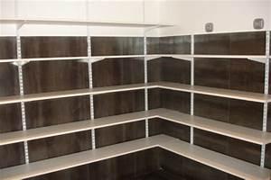 Etagere Pour Cellier : lovely amenagement de placard ikea 10 cellier etageres ~ Preciouscoupons.com Idées de Décoration