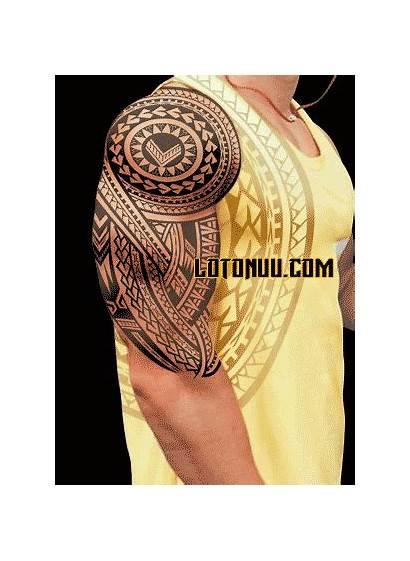 Tattoo Samoan Tattoos Tribal Island Designs Easy