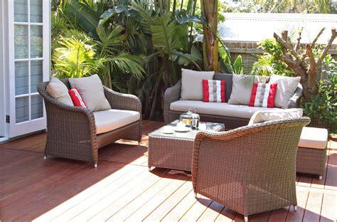 kubu sofa outdoor lounge  piece suite