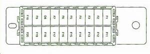 2004 Daewoo M200v Passenger Fuse Box Diagram  U2013 Auto Fuse
