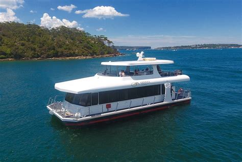 House Boat Sydney by Karisma Boat Sydney 57ft House Boat Boat Hire Sydney