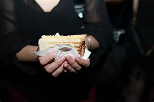this bar serves up grilled cheese on the dance floor With sandwiches on the dance floor