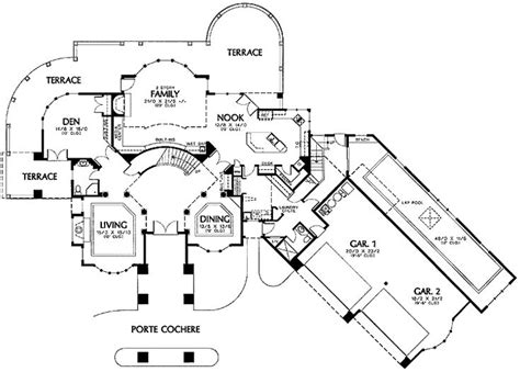 high quality indoor pool house plans house pinterest house plans pools  indoor pools