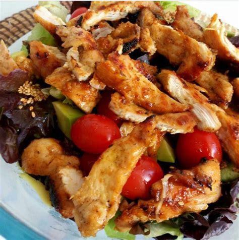 cours cuisine vietnamienne salade de poulet sauté au miel et gingembre senecuisine