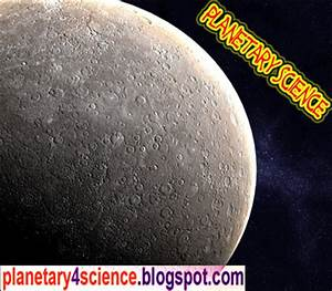 Mercury Planet Distance From Sun - Pics about space