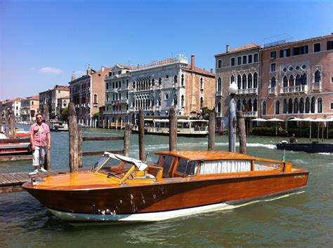 Water Taxi Venice Transport Pinterest Venice Italy