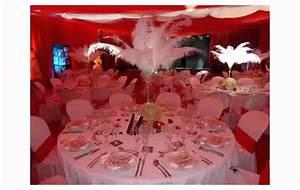 decoration mariage rouge et blanc youtube With deco chambre rouge et blanc