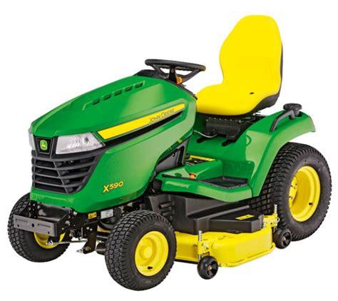 deere patio tractor value 2017 deere x500 lawn tractors complete guide with