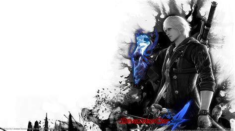 Devil May Cry 4 Full Hd Wallpaper And Background Image