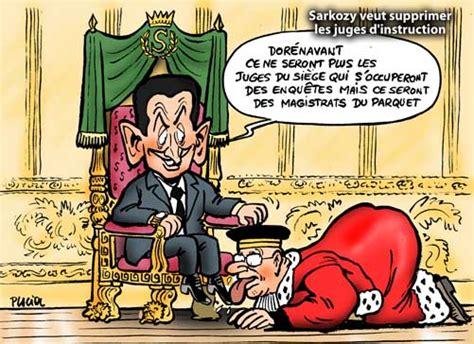 magistrat du siege humour sarkozy veut supprimer les juges d 39