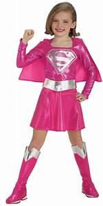 Deguisement Chat Fille : costume de supergirl rose enfant d guisement filles costume enfant 18 07 2018 ~ Preciouscoupons.com Idées de Décoration