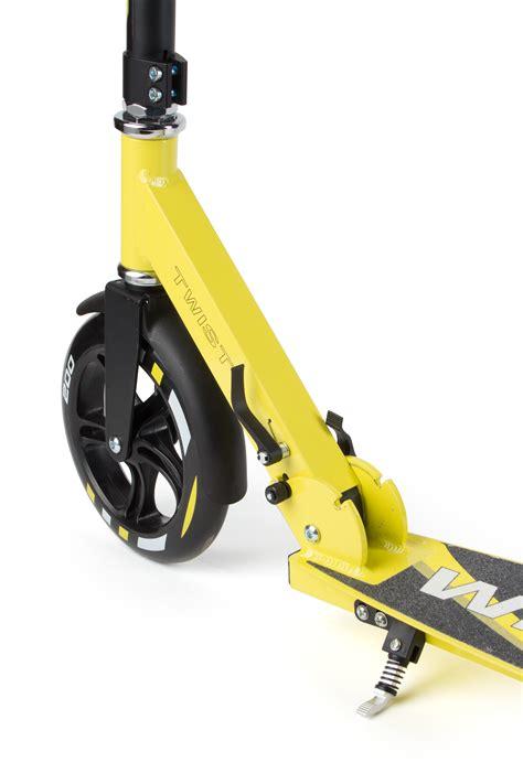 электросамокат с большими колесами для детей