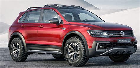2019 Volkswagen Tiguan Gte Active Release Date, Specs