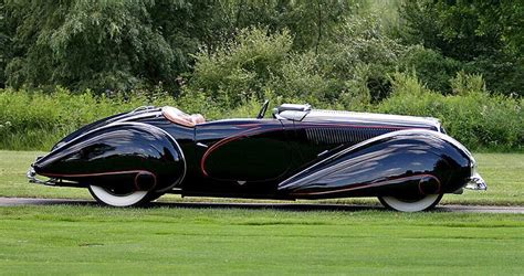 incredible gallery  art deco vehicles twistedsifter