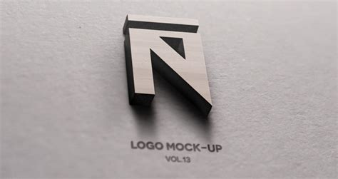 Assets for photoshop, sketch, xd, figma, free for your commercial and personal projects. 32 High Quality Logo PSD MockUps -DesignBump