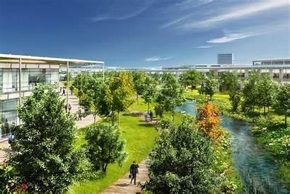 Brunei Waterfront Area Jerudong Plan Master Concept
