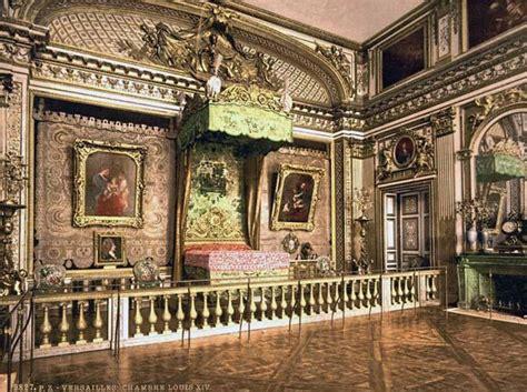 Bedroom Versailles by Louis Xiv Bedroom At Versailles Castles