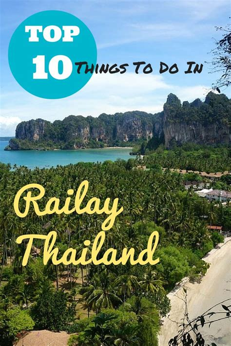 25 Best Ideas About Railay Beach Krabi On Pinterest