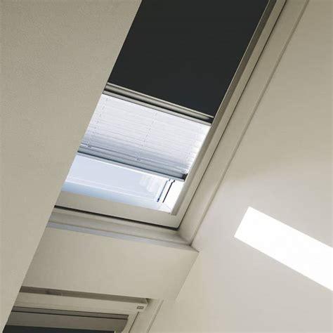 velux skylight blinds velux duo blackout pleated blinds dfdck021025 1016