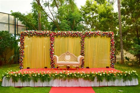 Decorating Ideas For Engagement by Decoration Ideas For Engagement Wedding Decorindian
