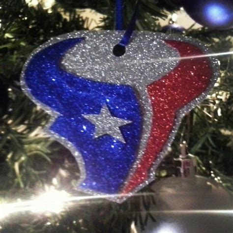 houston texans ornament diy houston texans